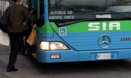 Minacce e aggressioni sugli autobus