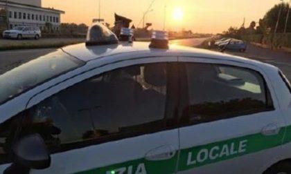 Montichiari: 70enne in auto contro la macelleria