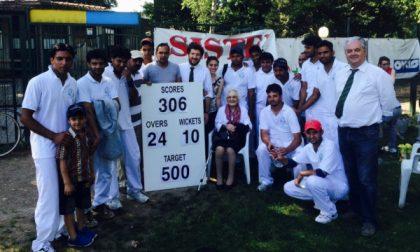 Montichiari, il cricket e i pakistani