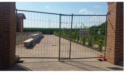 Montichiari, rubano cancello da 9 mila euro