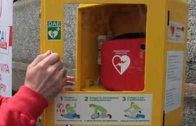 Montichiari, un nuovo defibrillatore al Centro San Filippo