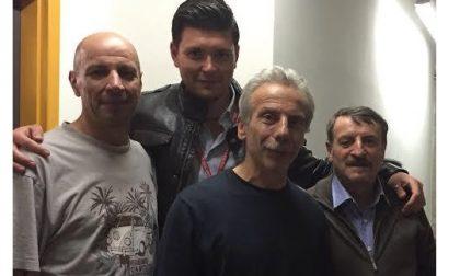 Nel backstage con … Aldo, Giovanni e Giacomo