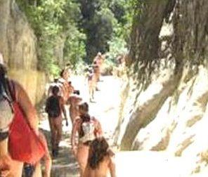 Nudismo e trekking: si parte il 22 gennaio