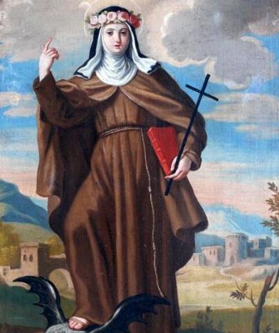 Oggi è Beata Rosa Da Viterbo Buon Onomastico Brescia Settegiorni