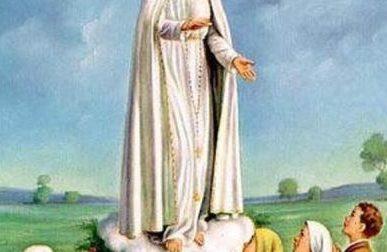 Oggi è Beata Vergine Maria di Fatima
