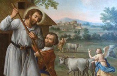 Oggi è Sant' Isidoro l'agricoltore