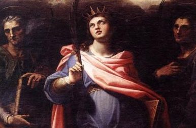 Oggi è Santa Flavia Domitilla