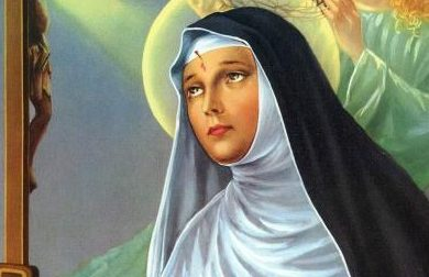 Oggi è Santa Rita da Cascia