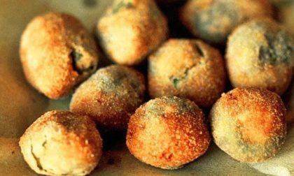 Olive ascolane al cioccolato e tanto street food