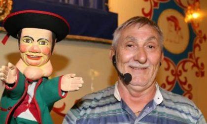 Onofrio, papà dei burattini, festeggia 40 anni di carriera