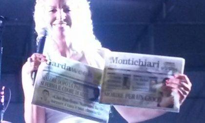 Ornella Nicolini legge MontichiariWeek!