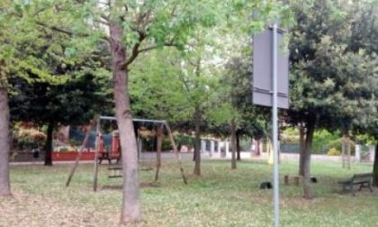 Parco senza più cielo, insicuro e vuoto