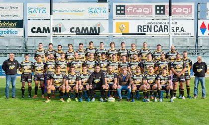 Patarò Rugby Calvisano, semifinali 7 e 20 maggio