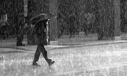 Primo maggio senza sole, torna la pioggia
