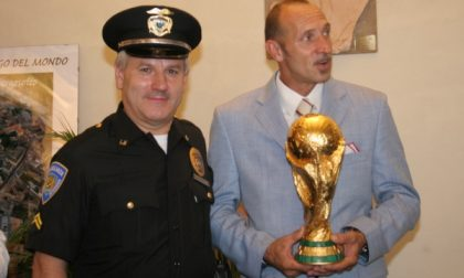 Quando a Borgosotto arrivò la Coppa del Mondo