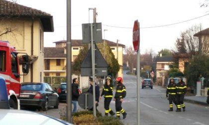 Rettifica: Miasmi a Vighizzolo, stamattina dopo le segnalazioni dei residenti i vigili del fuoco sono intervenuti in via S. Giovanni