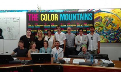 """Rullo di tamburi per """"The Color Mountains"""""""