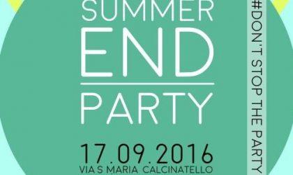 Summer end party, il 17 settembre a Calcinato