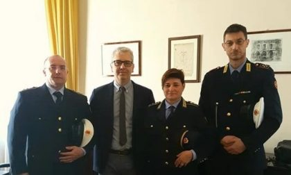 Tebaldini e Mattanza, i due nuovi agenti