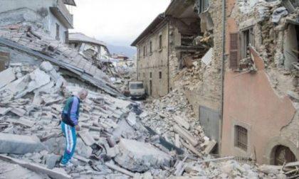 Terremoto. Solidarietà dai paesi della bassa
