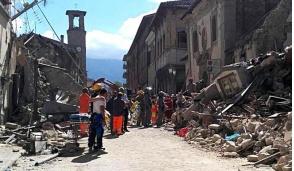 Terremoto, solidarietà da Maroni a Girelli