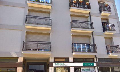 Un appartamento in affitto diventa un mini centro d'accoglienza nel cuore del paese