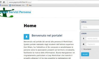 Un portale tutto dedicato ai servizi alla persona