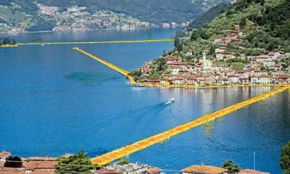 Verso The Floating Piers
