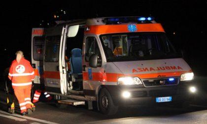 Incidenti a Brescia e Gussago SIRENE DI NOTTE