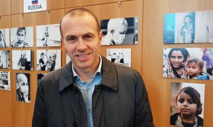 Infanzia negata Inaugurata la mostra di Maurizio Mangano