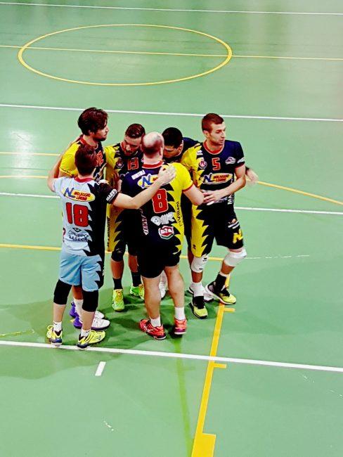 Prima sconfitta per il volley Montichiari
