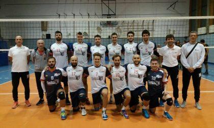Dura sconfitta del Team Volley Cazzago contro il Busto Arsizio