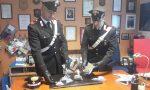 Spacciavano stupefacenti Arrestati dai carabinieri