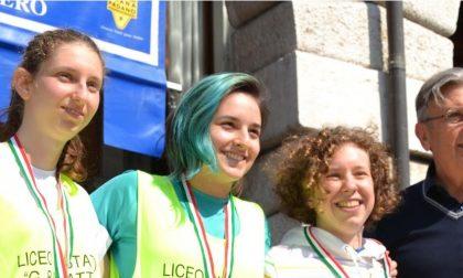 800 studenti di licei ed istituti gardesani per la Maratonina