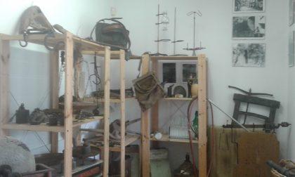A Moniga il museo con gli utensili dei cittadini