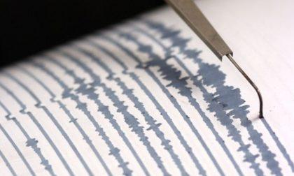 Scossa di terremoto con epicentro a Cellatica