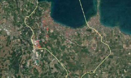 Amianto a Desenzano: 3mila tonnellate