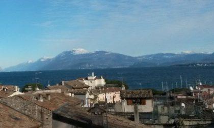 Ancora sole sul lago di Garda