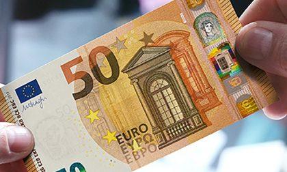 Anticontraffazione, entra in vigore la nuova banconota da 50 euro