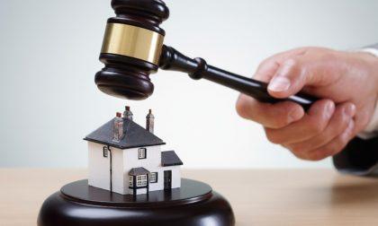 Aste in tribunale: cinque ville in vendita