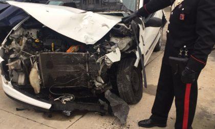 Castelnuovo del Garda: coinvolto in incidente stradale, fugge senza prestare soccorso