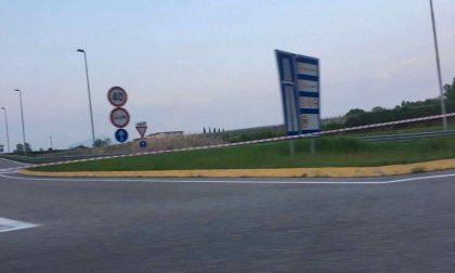 Chiusa la superstrada Peschiera - Affi