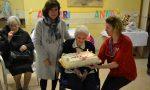 Nonna centenaria Grande festa per Anna