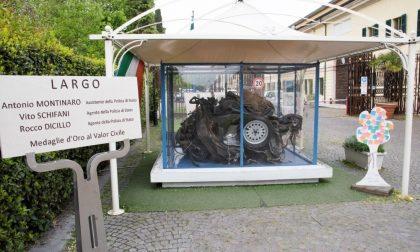 Da Peschiera a Palermo ricordando la strage di Capaci