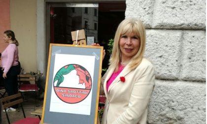Dina Saottini si candida con i socialisti
