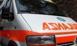 Cade dalla bici sulla Provinciale, arriva l'ambulanza per una 63enne