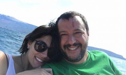 Dopo May, anche Salvini arriva sul lago