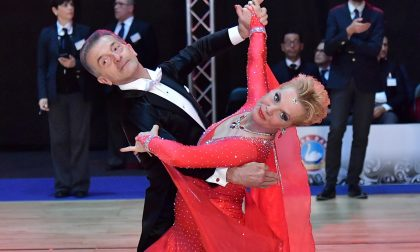 Due desenzanesi ai mondiali di ballo