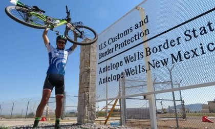 Due mesi di bici dal Canada al Messico