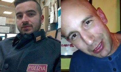 Ecco gli agenti che hanno intercettato e ucciso l'attentatore di Berlino